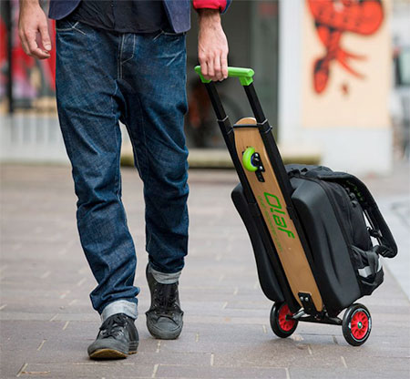 Luggage Scooter