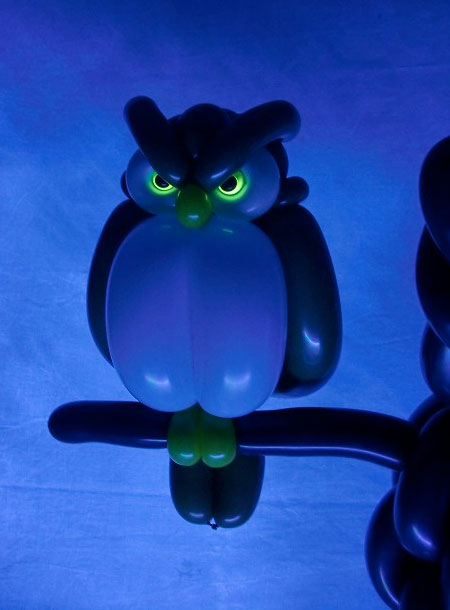 Balloon Owl