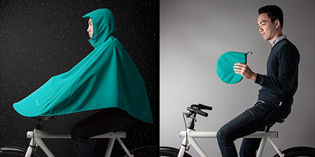 Bicycle Poncho