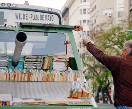 Raul Lemesoff Book Tank