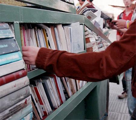 Raul Lemesoff Library Tank
