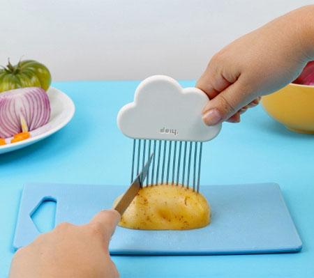 Cloud Vegetable Slicer