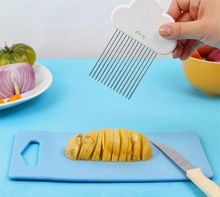 Rain Cloud Food Slicer