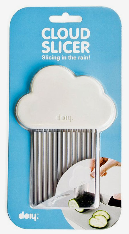 Cloud Onion Slicer