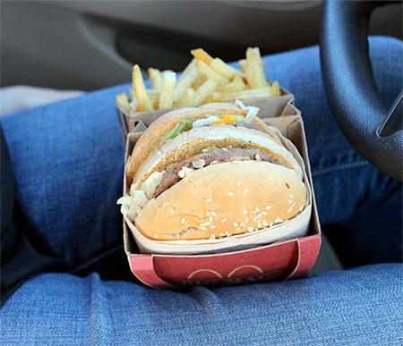 Big Mac Meal Packaging