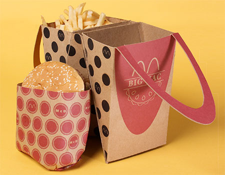 Jessica Stoll Big Mac Packaging