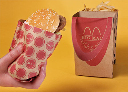 Jessica Stoll McDonalds Packaging