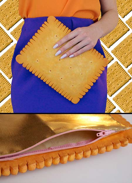Cracker Handbag