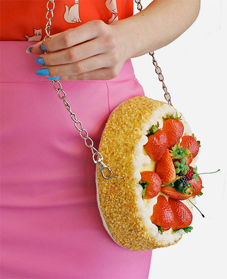Strawberry Cake Handbag