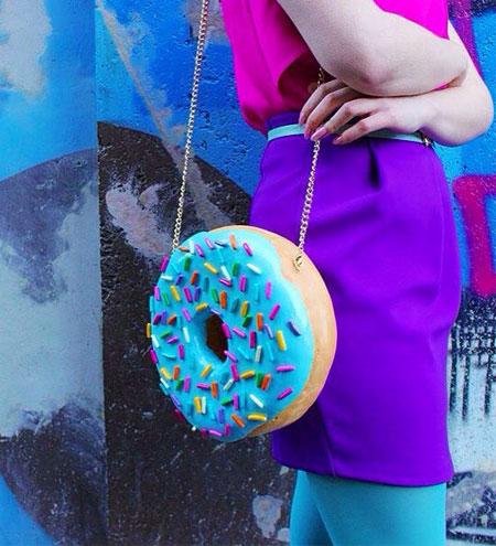 Donut Handbag
