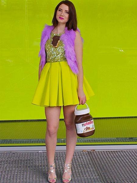 Nutella Handbag