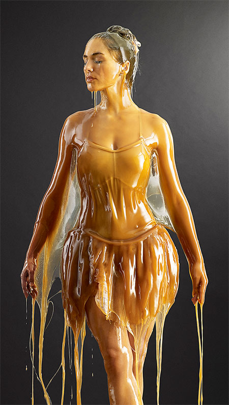 Models Covered in Honey