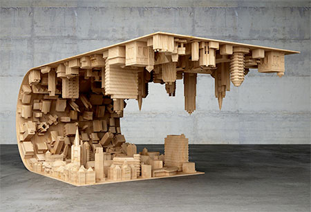 Stelios Mousarris Inception Table