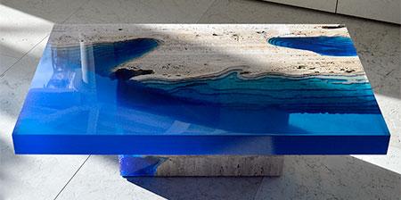Blue Lagoon Tables
