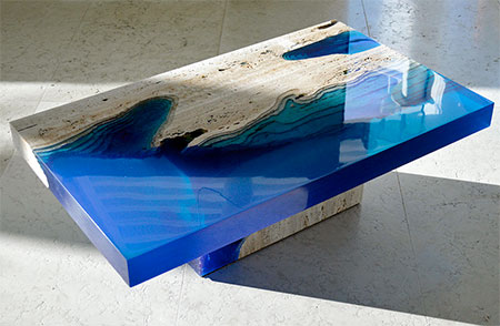 Blue Lagoon Table