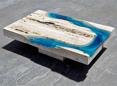 Alexandre Chapelin Lagoon Table