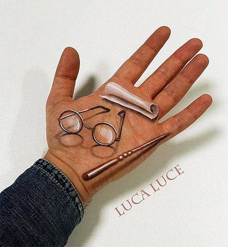 Italian Artist Luca Luce