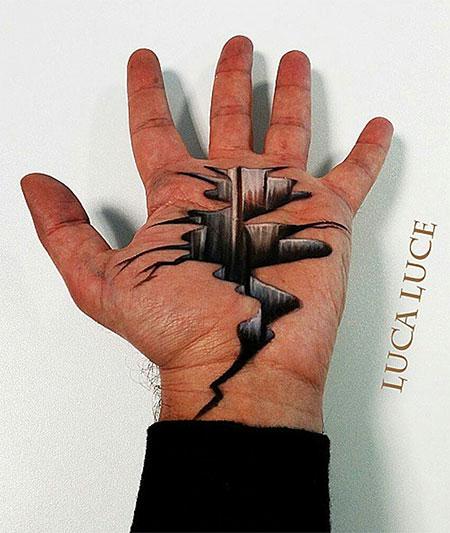 Artist Luca Luce
