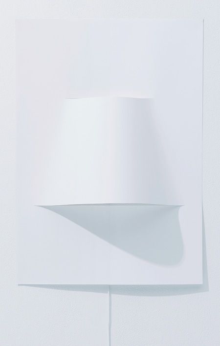Lamp Made of Paper