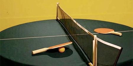 Ping Pong Table Cloth