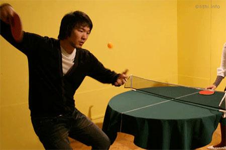 Tennis Tablecloth