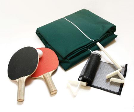 Ping Pong Tablecloth