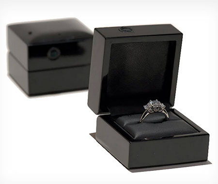Engagement Ring Camera