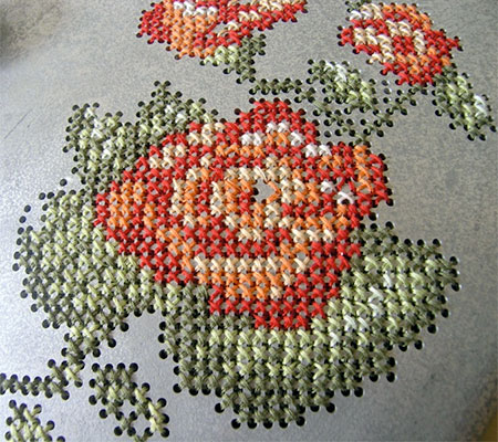 Metal Embroidery