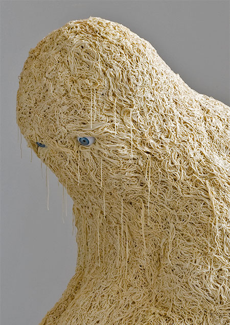 Theo Mercier Spaghetti Monster