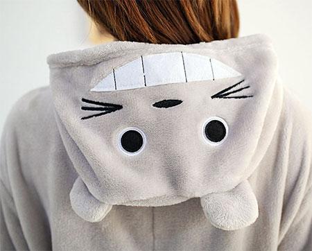 Totoro Pajamas