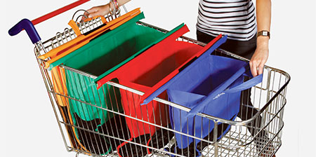 Shopping Cart Bags