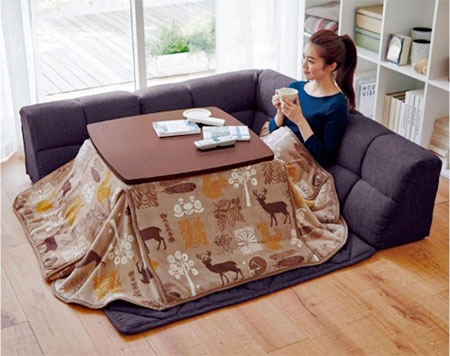 Table Bed from Japan