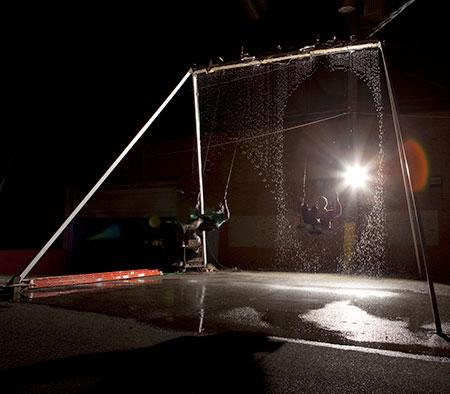 Wet Swing