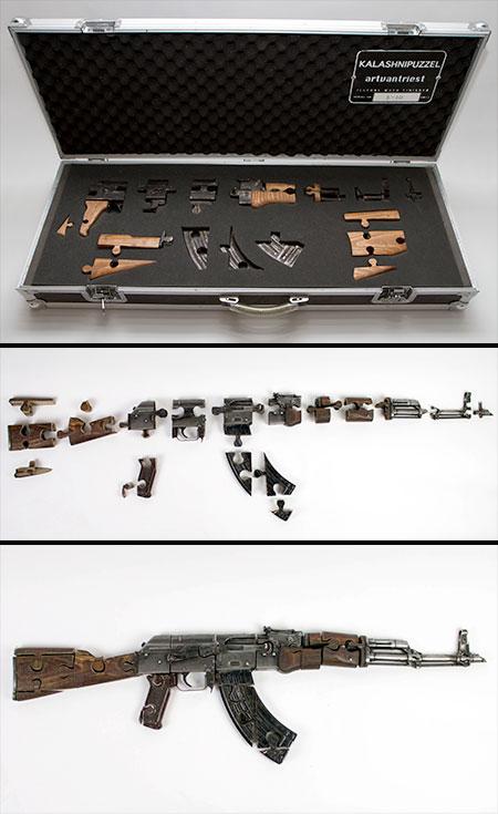 AK-47 Puzzle