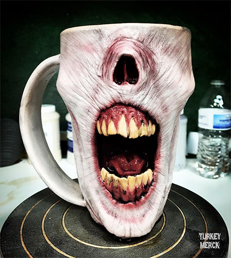 Zombie Mugs
