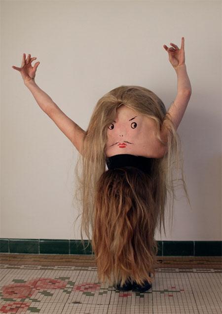 Ana Hell Back Face