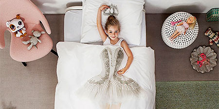Ballerina Bed Sheets
