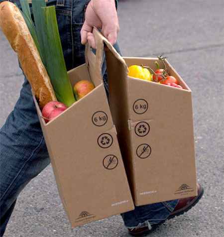 Grocery Carrier