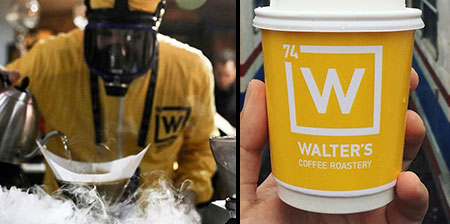 Breaking Bad Coffee Shop