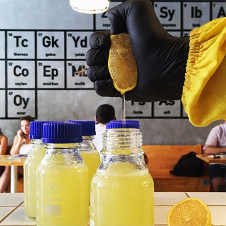 Deniz Kosan Breaking Bad Themed Cafe