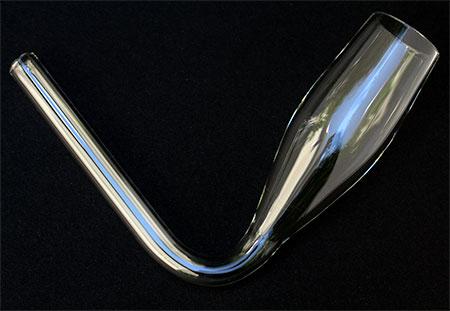 Champagne Pipe Glass
