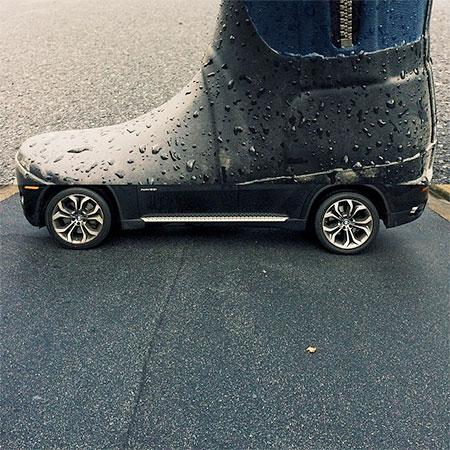 Boot Car