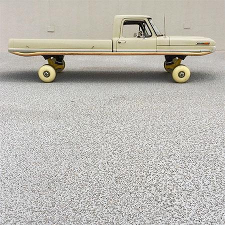 Truck Skateboard