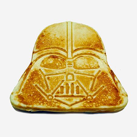 Darth Vader Waffle