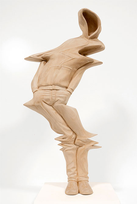 Paul Kaptein Sculpture