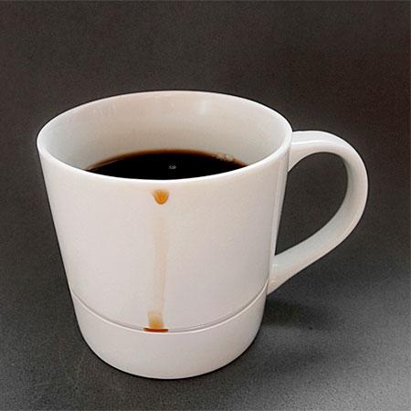 Drip Catcher Mug