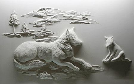 Artistic Drywall