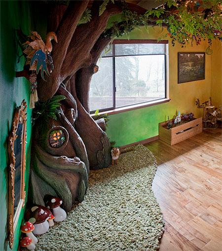 Fairy Tree Room