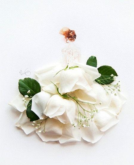 Limzy Flowers Art