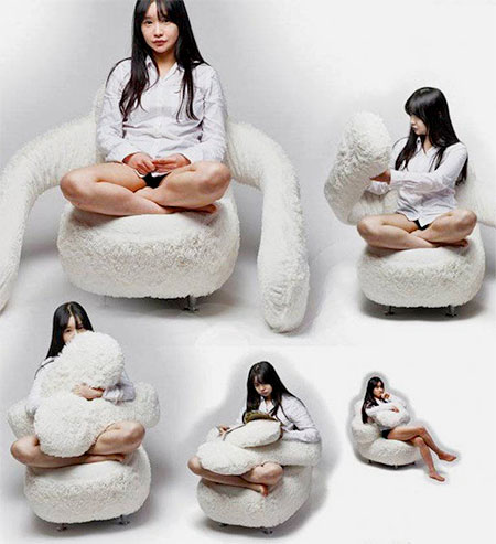 Lee Eun Kyoung Hug Chair